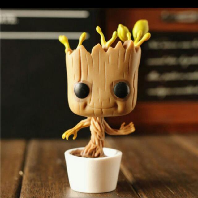 Funko Pop Marvel Guardian Of Galaxy - Dancing Groot