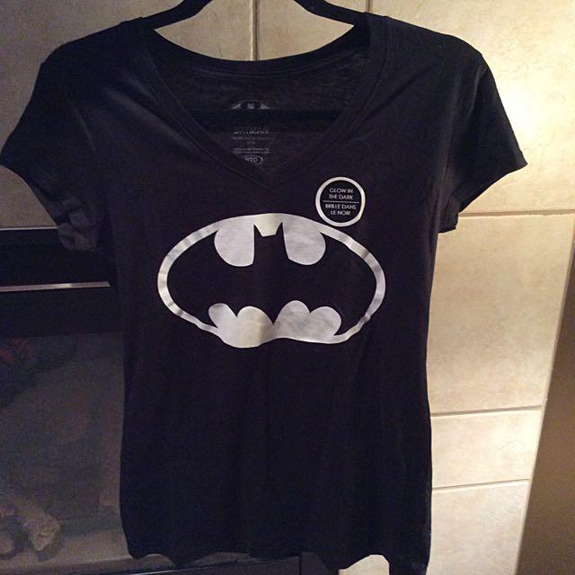 Glow In the Dark Batman Short