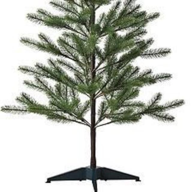 Ikea Fejka Christmas tree