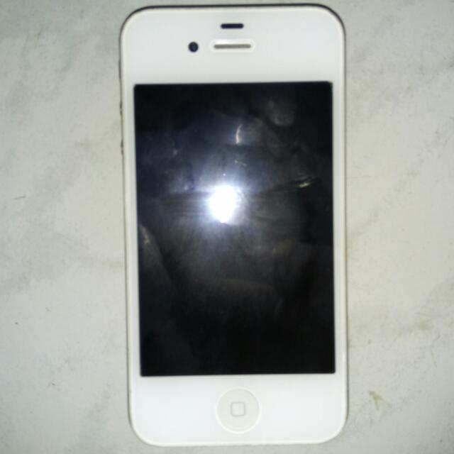 iphone 4s 16gb NEGO