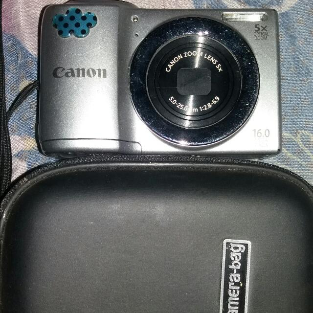 Kamera Digital Canon