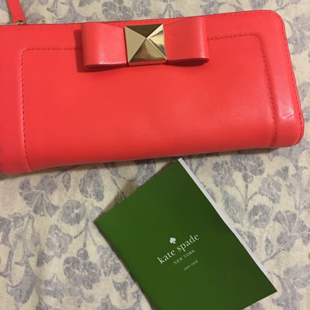 Kate Spade Wallet Almost New