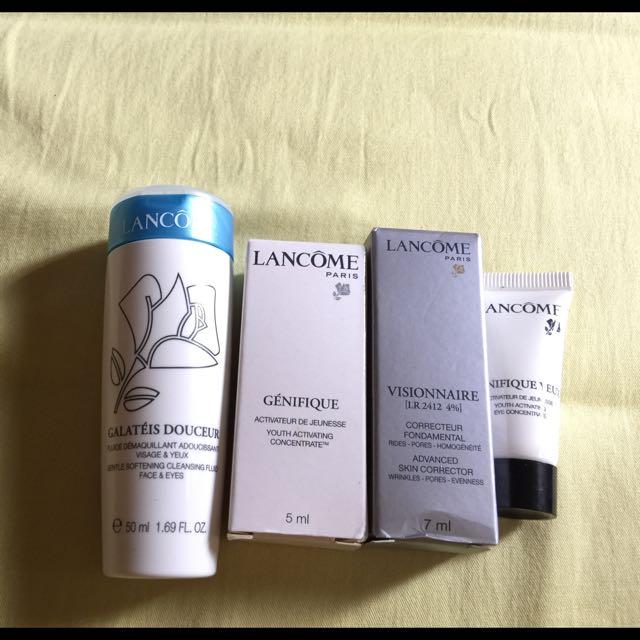 Lancôme 旅行用組4入
