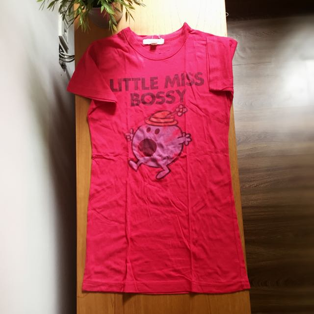 Little Miss Bossy Tshirt