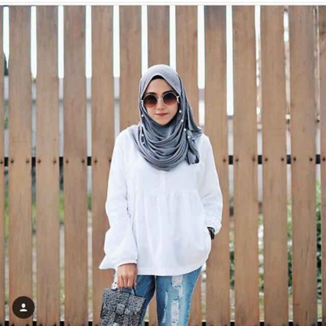 London Top By Callanda hijab