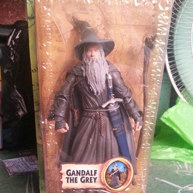 LOTR Gandalf the Grey Action Figure