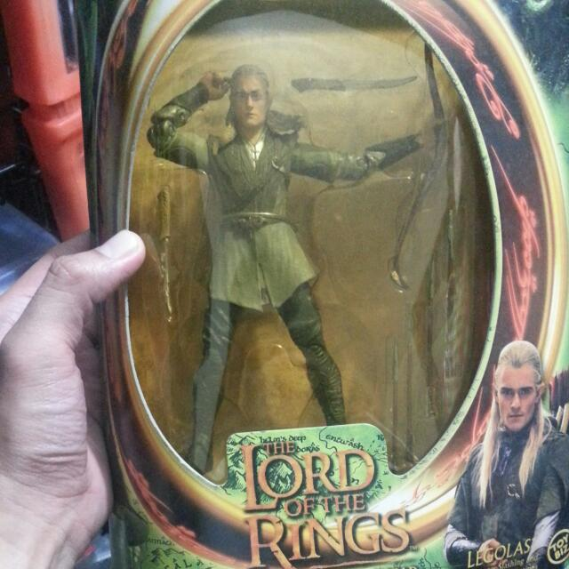 LOTR Legolas Action Figure