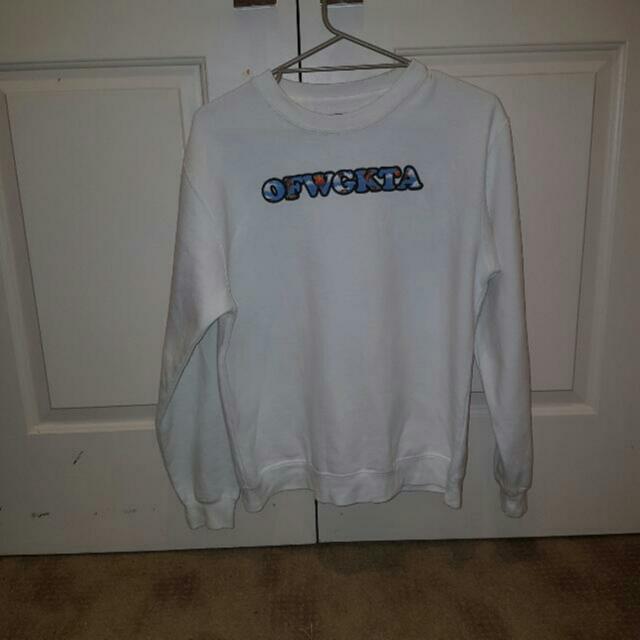 Mens size medium OFWGKTA jumper