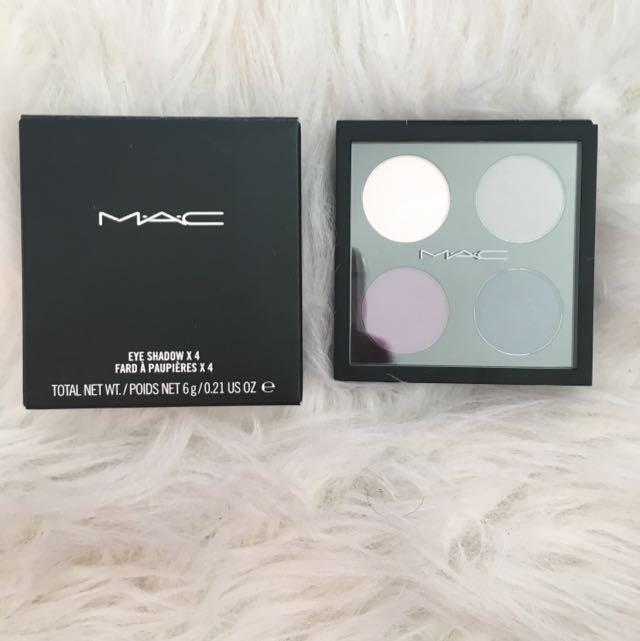 New Mac Eyeshadow Quad