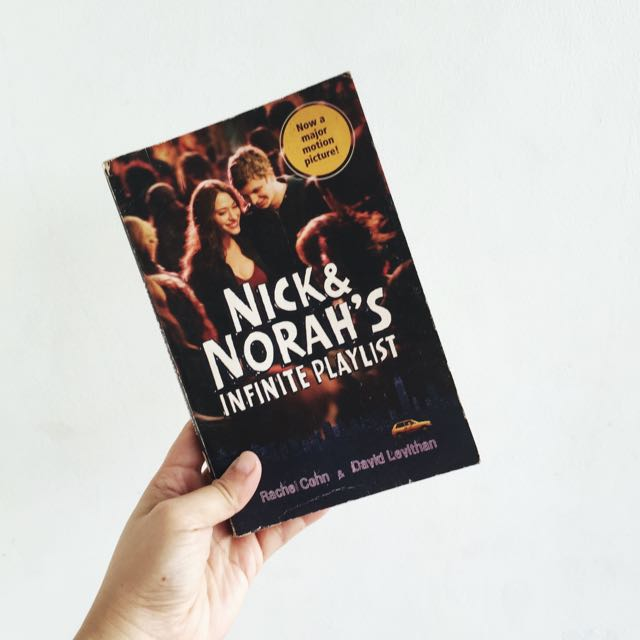 🔒 RESERVED: Nick & Norah's Infinite Playlist