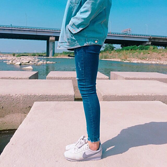 Nike 松本惠奈 奶昔