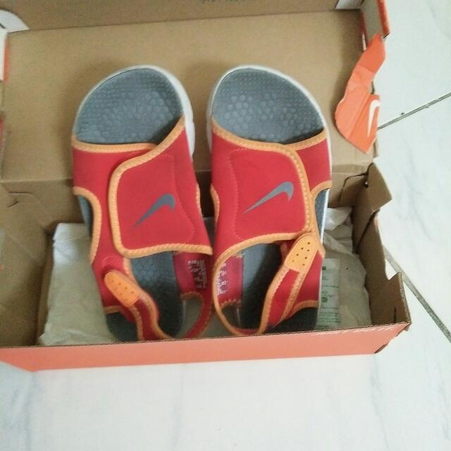 Nike Sunray Sandals for Kids