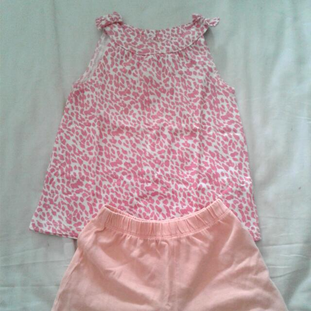 One Set Mothercare Pink