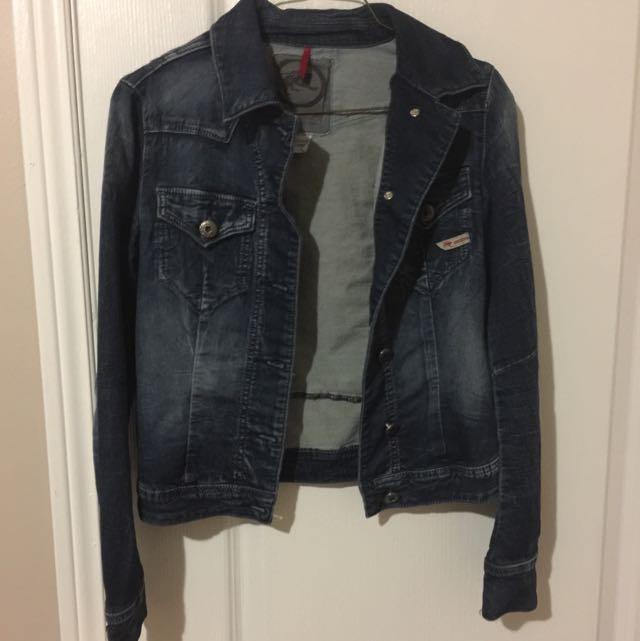 Parasuco Denim Fall Jacket