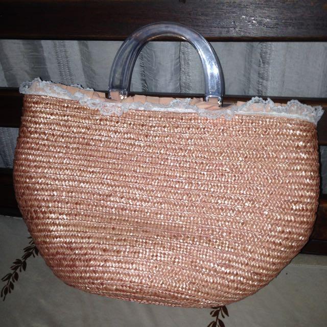 Preloved Picnic Bag
