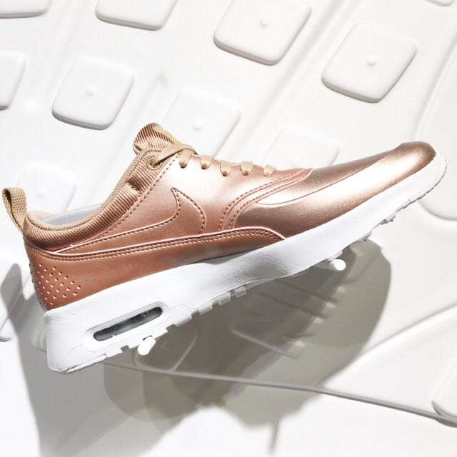 e53e10ccce RARE] Nike Air Max Thea SE In Rose Gold/Metallic Red Bronze ...