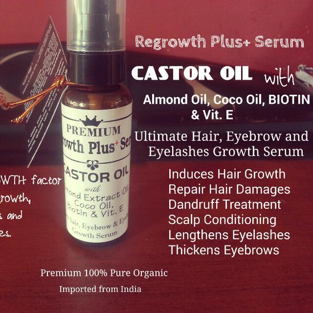 ReGrowth Plus+ Serum