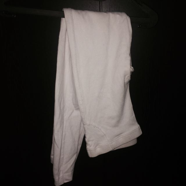 Rodeo White Jegging