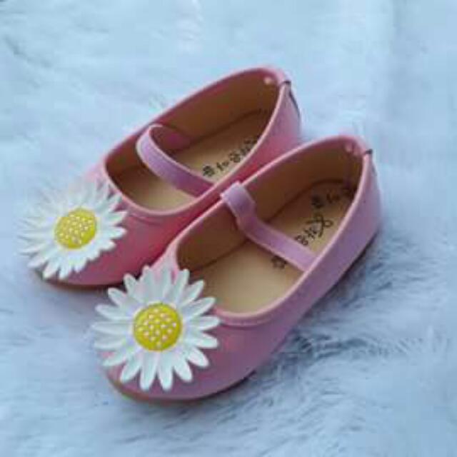 Sepatu Anak Slip On Pink   Ready Uk 26-30  Insole Size Jahitan Dlm Sepatu Size 26 16cm Tambah 1 Size , Naik 0,5cm