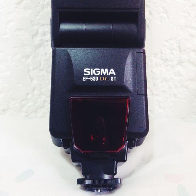 SIGMA FLASH EF-530 DG ST