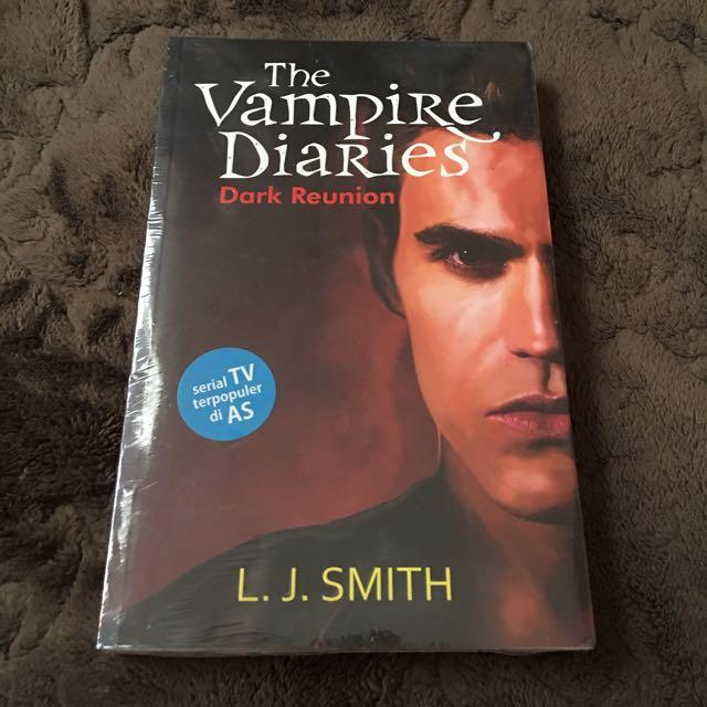 """The Vampire Diaries """" Dark Reunion """""""