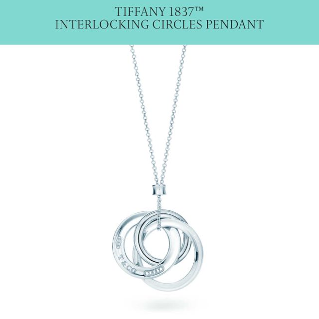 Reserved - Tiffany & Co. Interlock Necklace