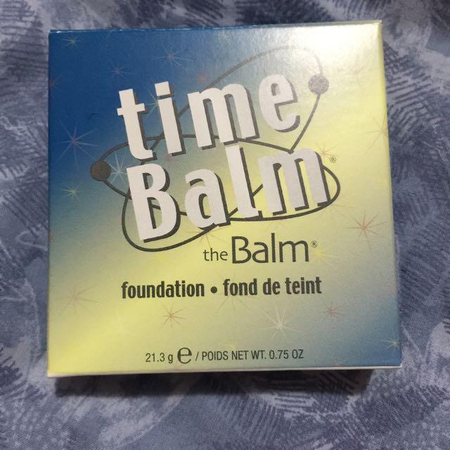 Time Balm The Balm