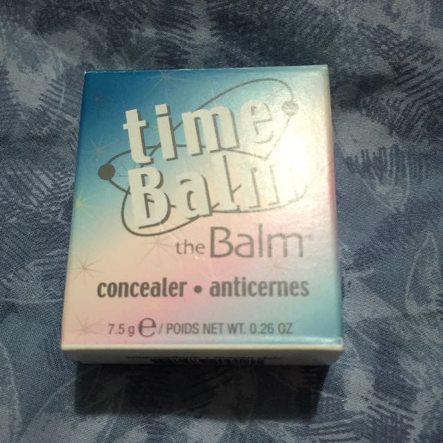 Time Balm The Balm Concealer