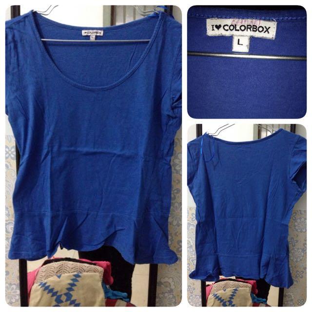 Tshirt Colorbox Ori
