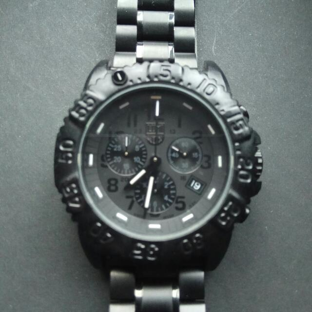 Authentic LUMI NOX watch  with box