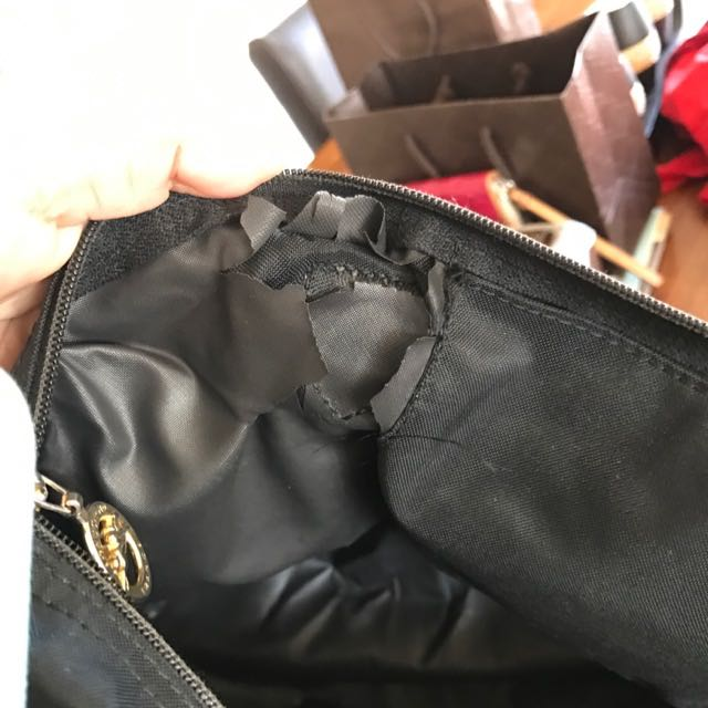Unlucky To Buy This Bag From This Seller