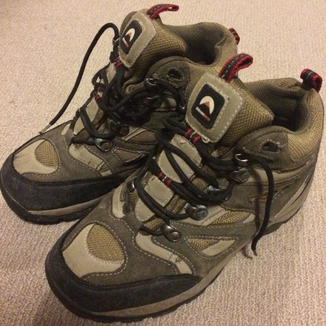 Woman Hiking shoes
