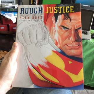 Rough Justice Sketches By Alex Ross