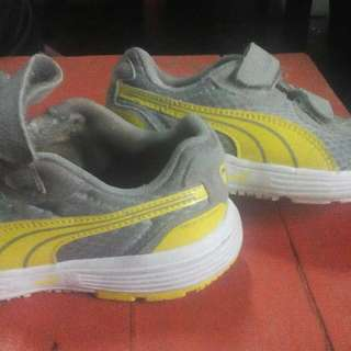 Puma Kid Shoes