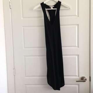 Cotton Midi Dress H&M