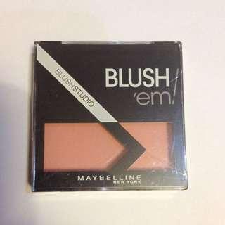 Maybelline Blush 'em!