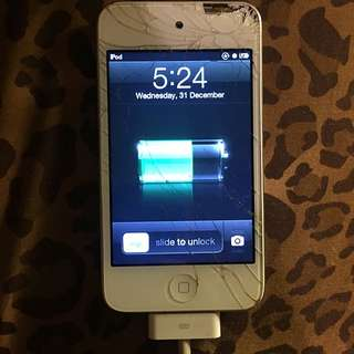 iPod Touch 4th Generation (32gb)