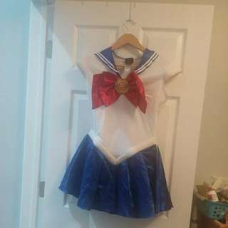 Sailor moon Halloween Costume