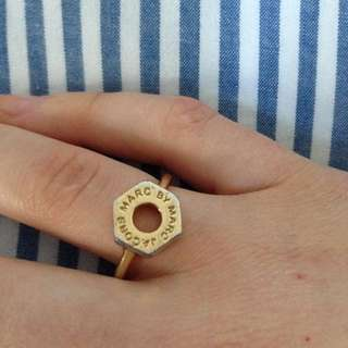 Marc By Marc Jacobs Bolt Ring