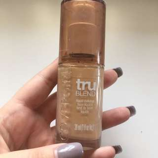 Cover girl 'tru Blend' Foundation In M4 sand Beige