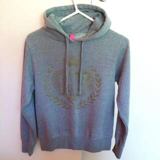 Grey Cotton On Body Hoodie Size S