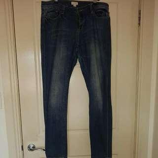 Witchery Jean's - Size 14