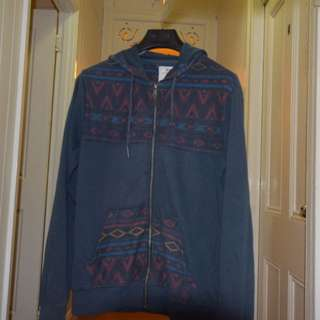 Blue Hoodie (Large size)