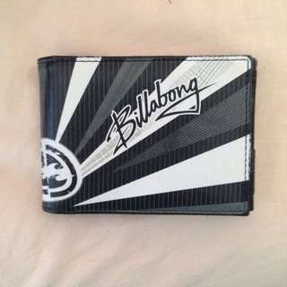 Men's Billabong Leather Wallet