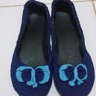 Sepatu Rajut ASLI