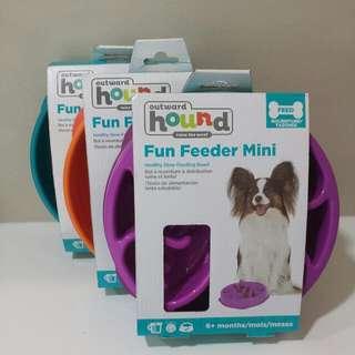 Outward Hound Fun Feeder Mini