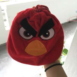 ANGRY BIRD POUCH 🔥🔥
