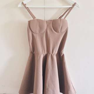 Beige Dress | Item 003