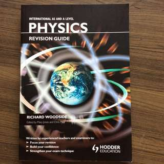 A Lvl PHYSICS Revision Guide