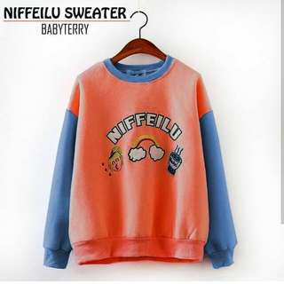 Niveilu Sweater